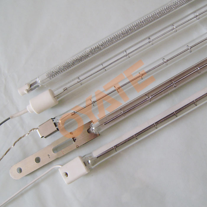 购买 卤素短波(快中波)红外线加热灯管