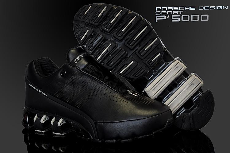 low priced fd622 90180 Adidas Porsche Design S4 Running Shoes Black-Silver