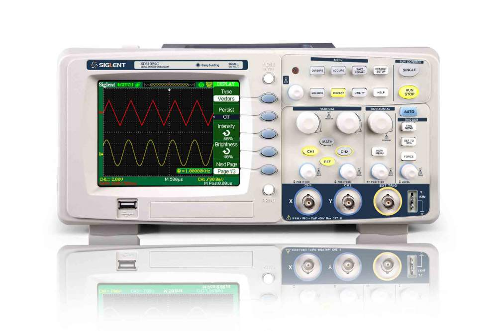 Buy Digital Oscilloscope SDS1000C
