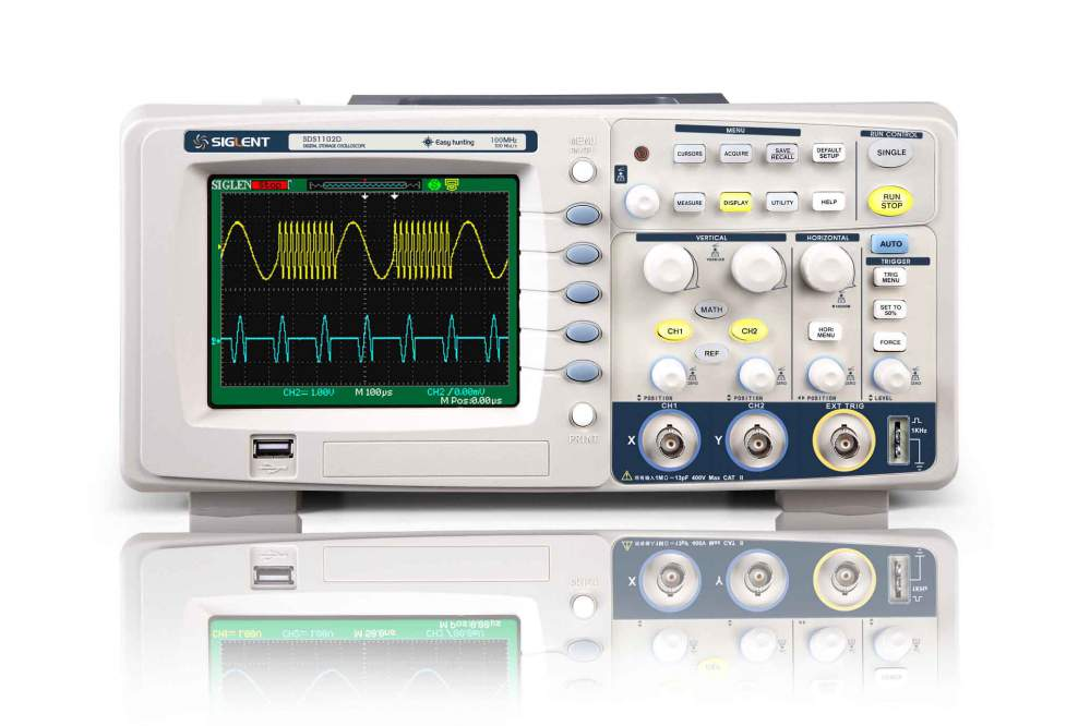 Buy Digital Oscilloscope SDS1000D