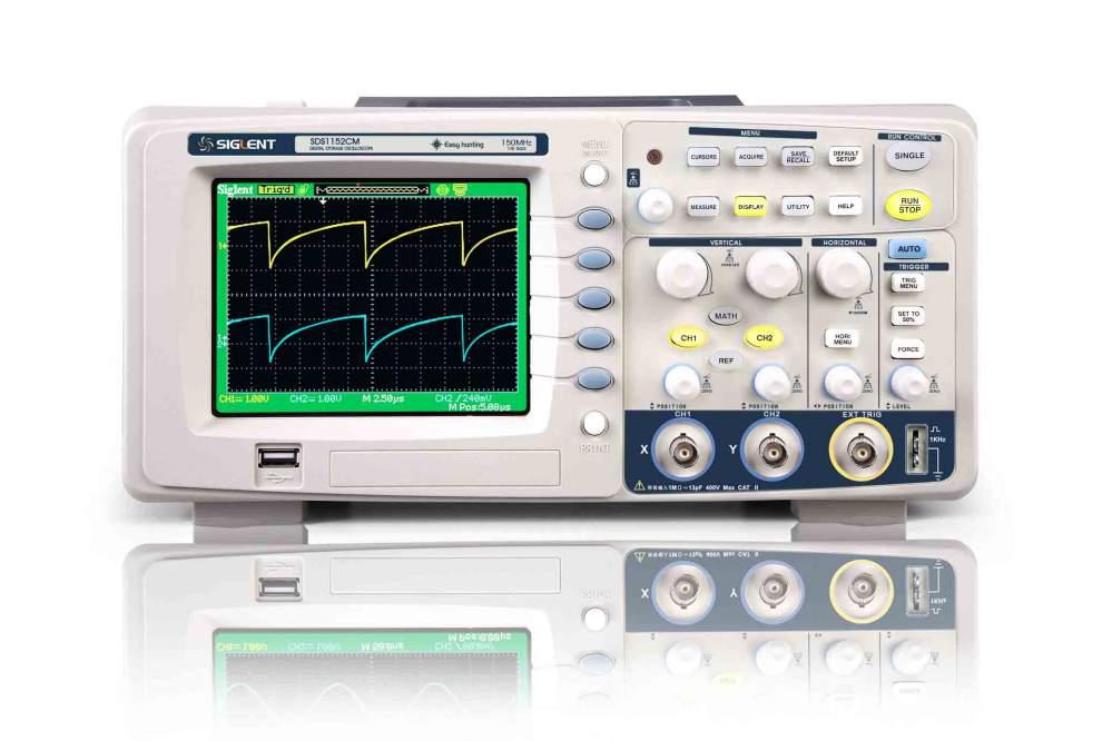 Buy Digital Oscilloscope SDS1000CM