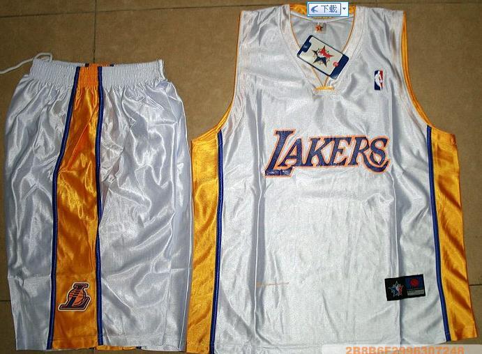 Buy 湖人队篮球服足球服休闲运动服