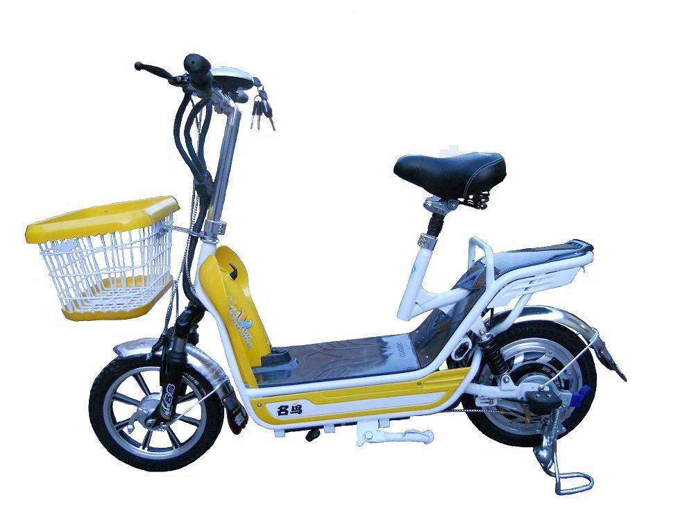 天津市名鸟电动自行车有限公司;