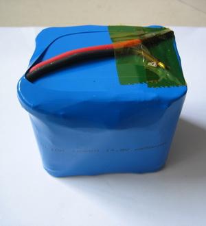 警用灯锂电池图片