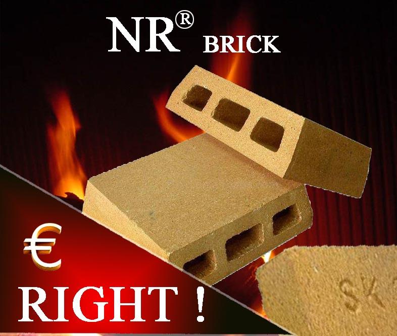 Buy Fireclay refractory bricks