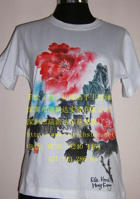 购买手绘t恤, 价格 , 图片