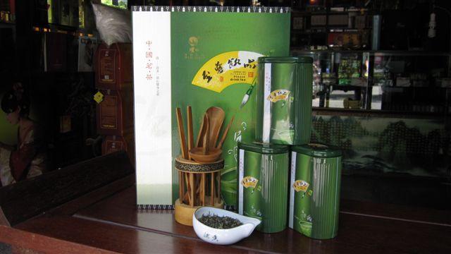 购买 银螺绿茶