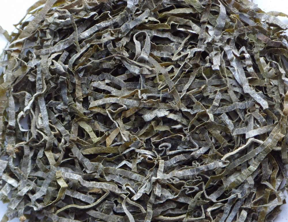 Ламирания (сущеная морская капуста)干海带丝