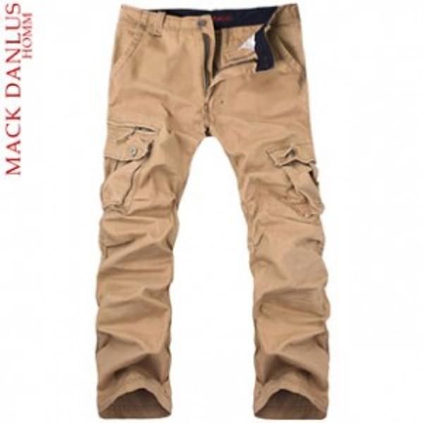 购买男士工装长裤, 价格