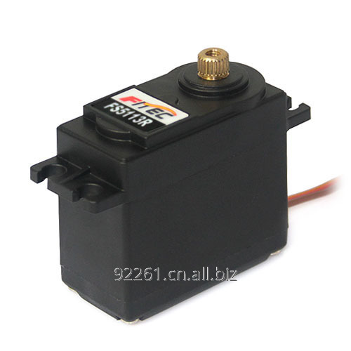 Rc hobby rc robot Fitec FS5113R 360 degree standard continues rotation  servo for robot