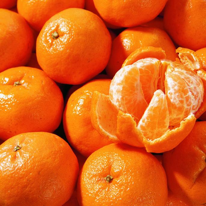 剥橘子的步骤流程图