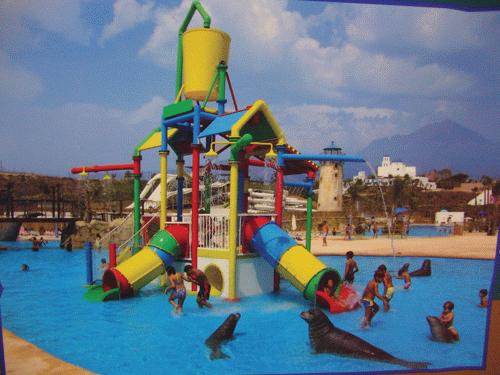 购买 戏水乐园
