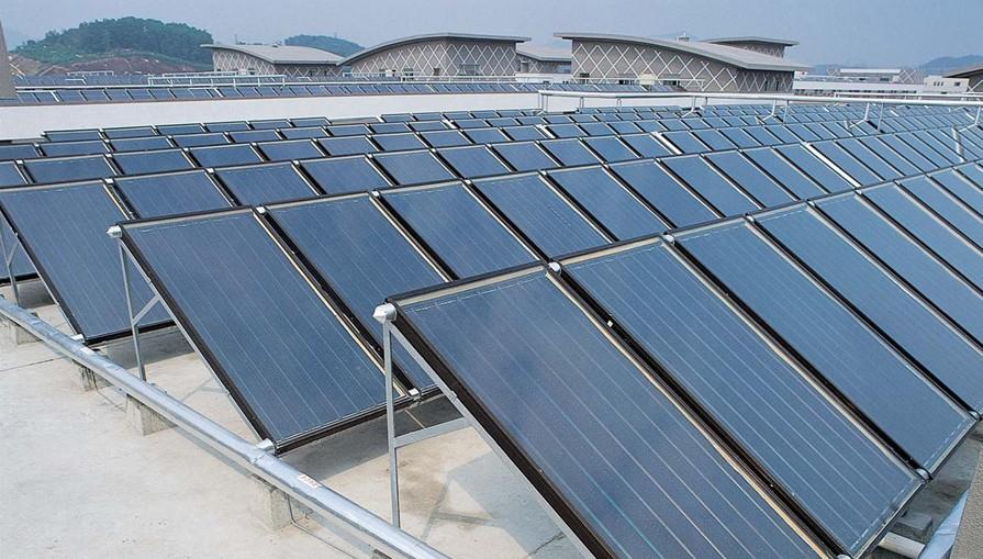 平板式太阳能集热器_平板式太阳能集热器