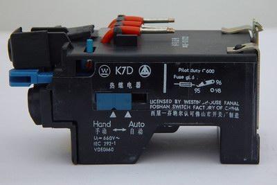 jr21(k7d)系列热过载继电器