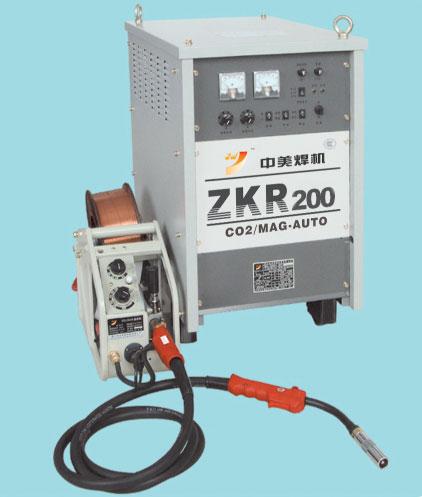 购买zkr晶闸管二氧化碳气体保护半自动焊机