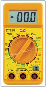 Buy Digital Multimeter >> >> DT818