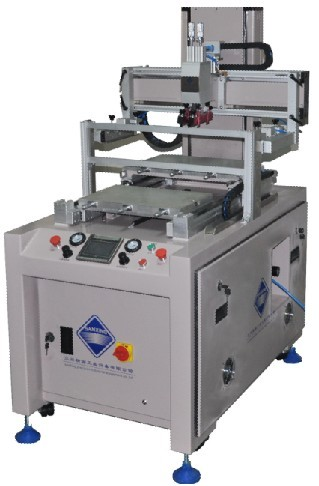 2 running table screen printing machine SP-30F