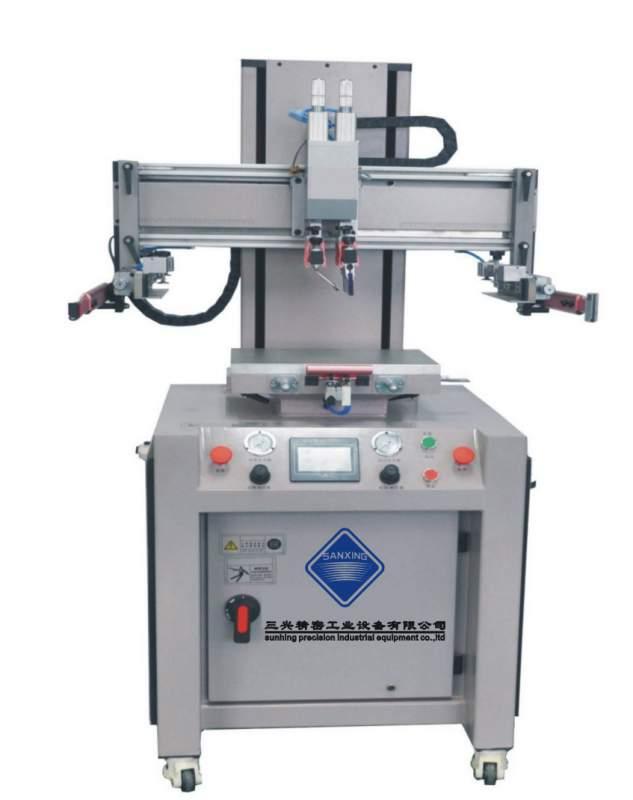 Flat screen printing machine sp-30d