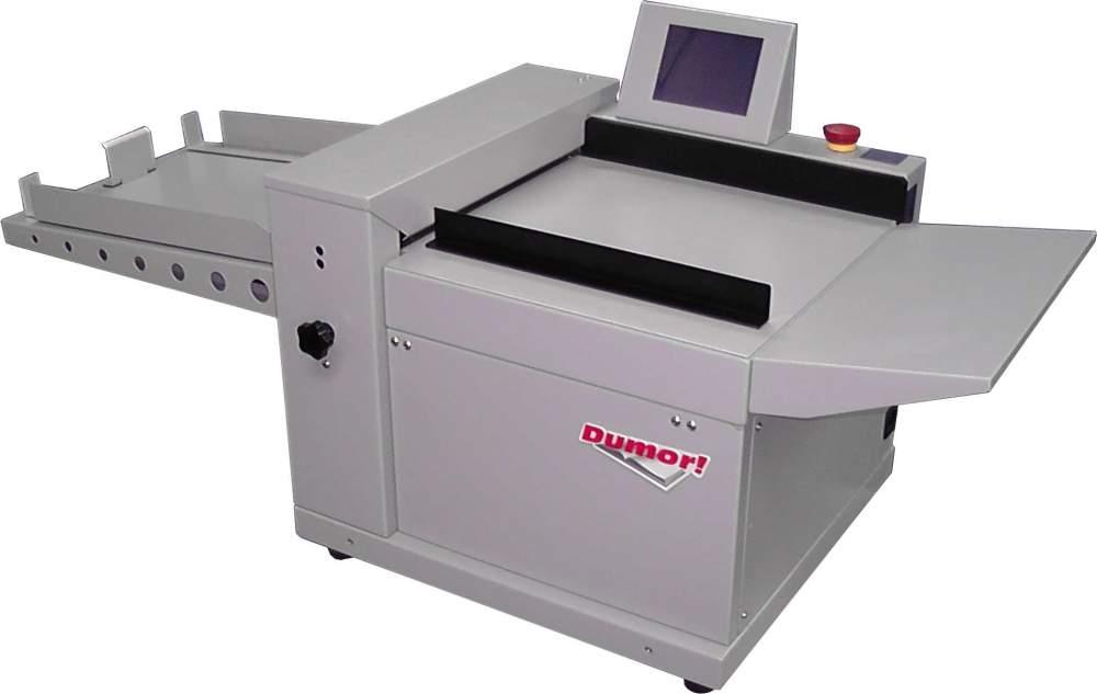 Auto creaser,hand feed,Dumor 5330,bar creaser
