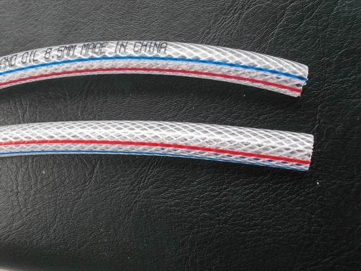 Buy PVC braided hose