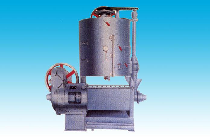 Buy 100-3型螺旋形榨油机