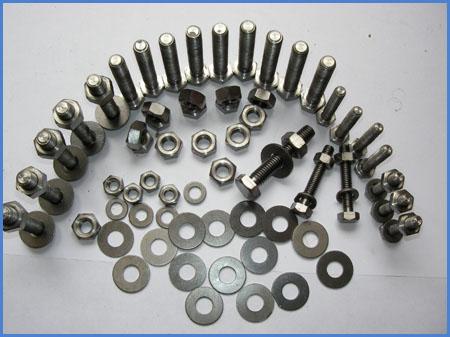 Buy Titanium standard component