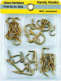 Buy 38Pcs Hooks Assortment