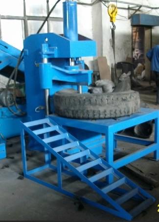 Buy Tire Cutting Machine (QDJ-1200)