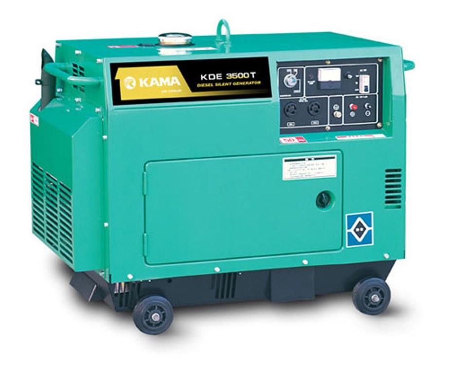 凯马kde5500t柴油发电机组;