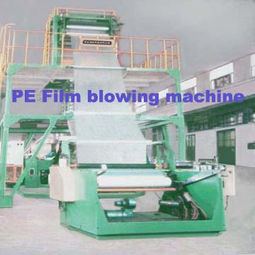 Buy Pe plastic film blowing machine
