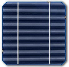 Buy 5 Inch Monocrystalline Solar Cell