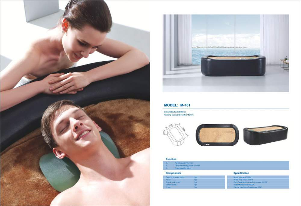 Buy Massage water bed for totally relaxation