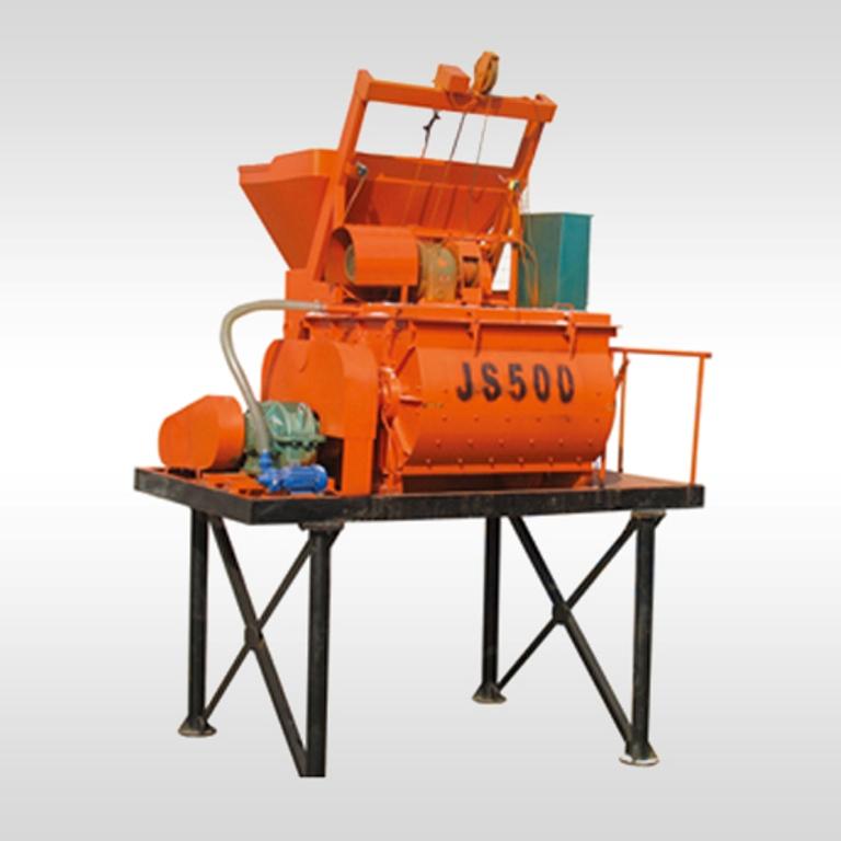 js500型混泥土搅拌机