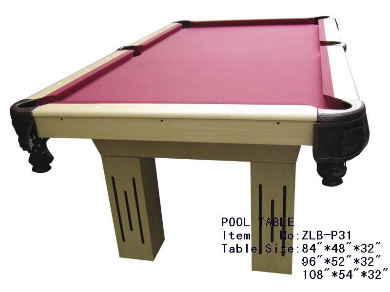购买 Рool table ZLB-P31