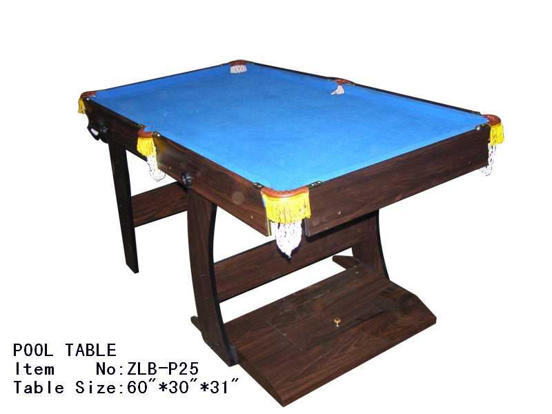 购买 Pool table ZLB-P25
