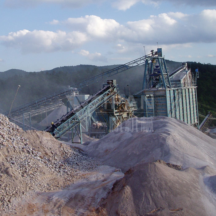 YIFAN Sand Production Line