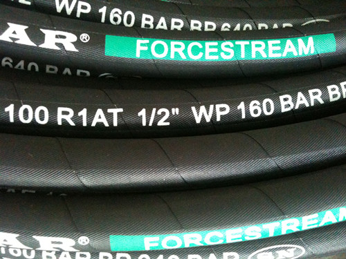 High Pressure Wire Braided Rubber Hose SAE 100 R1AT/DIN EN 853 1SN