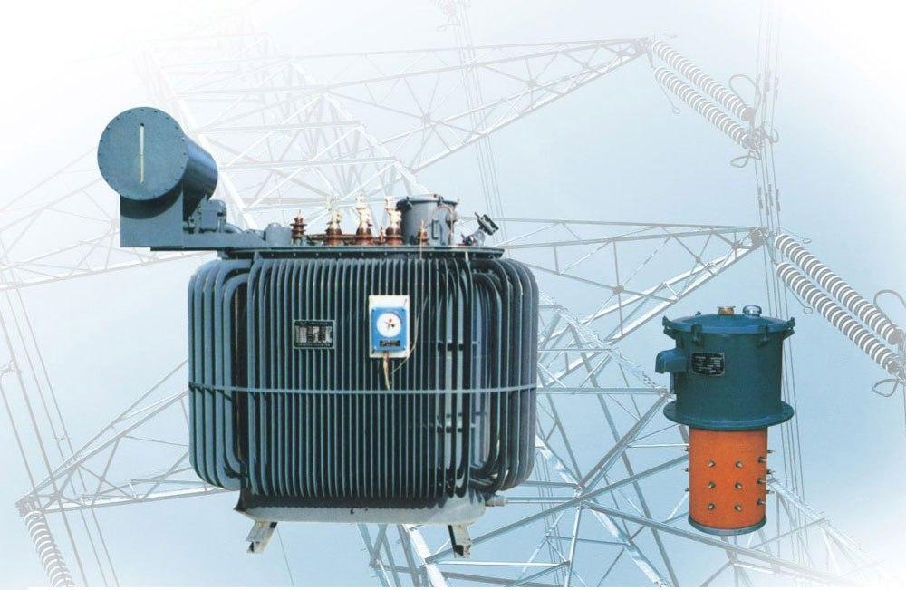 35kv级无励磁调压电力变压器