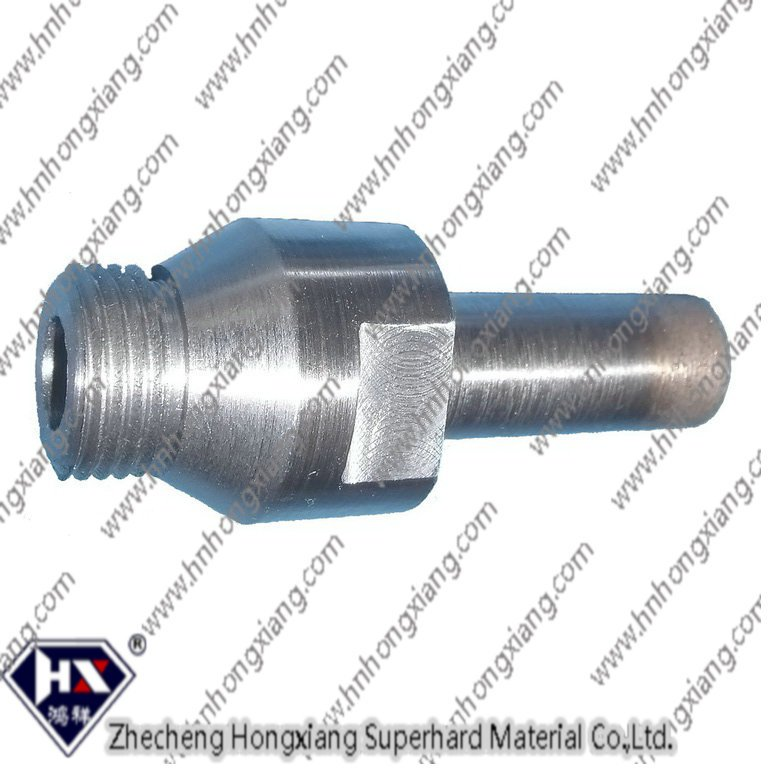 Ceramic diamond drill bit