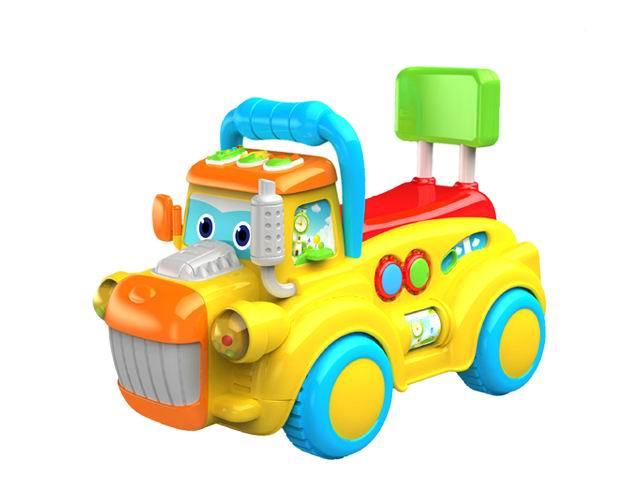 Buy Electronic musical ride on toys car