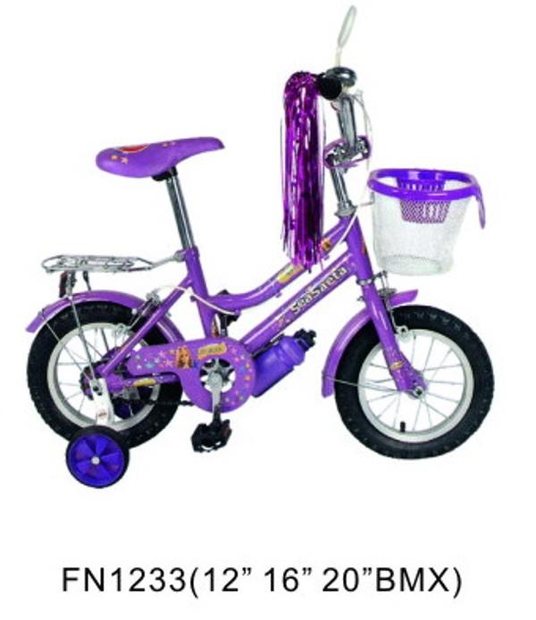 购买四轮儿童自行车, 价格