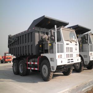 Truck for mining