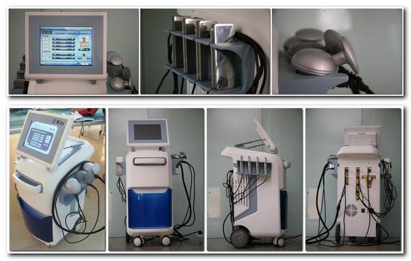 Buy Cavitation Vacuum +RF+Infrared laser+roller massage +LED(MED 320+)
