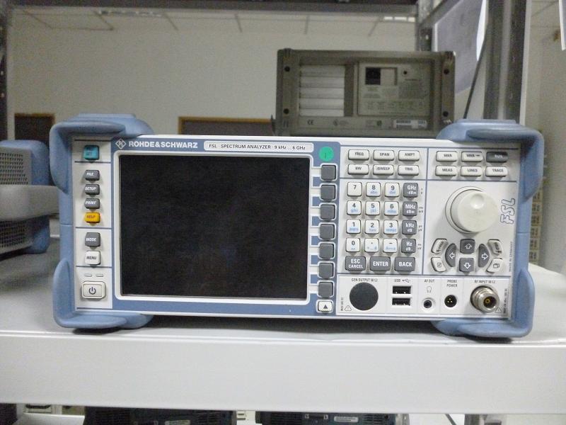 Buy R&S FSL6 Spectrum Analyzer (second hand)