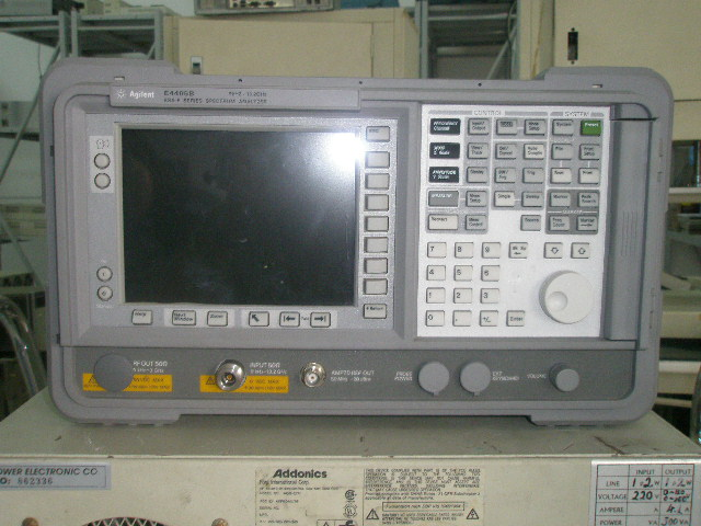 Buy Agilent E4405B Spectrum Analyzer (second hand)