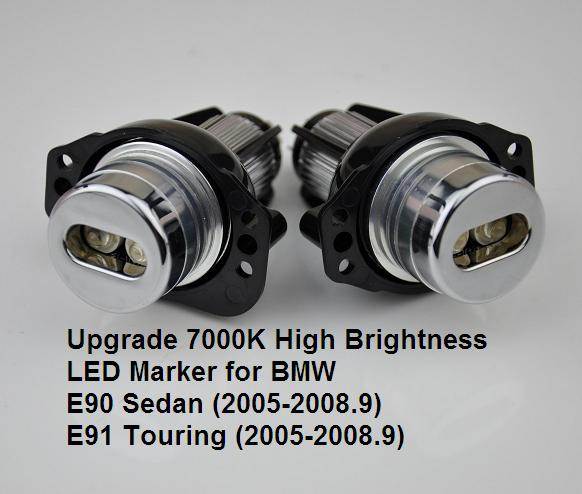Buy H8 35W CanbusLED Marker for BMW E60 to E92 Angel Eyes