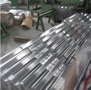 Buy Aluminium Corrugated Sheet (V35-125-750)