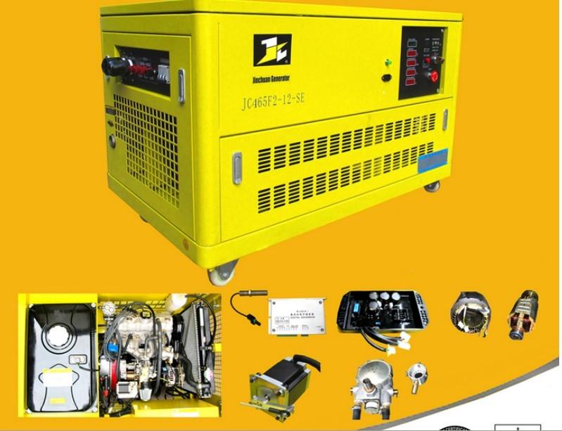 购买 汽油发电机组