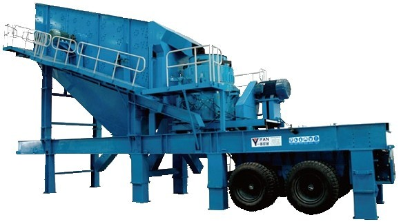 YIFAN Mobile Cone Crusher