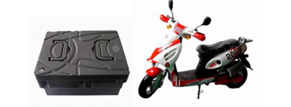 电动摩托车用聚合物锂动力电池组